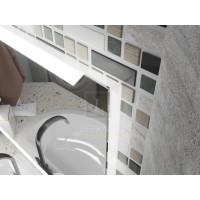 Зеркало с подсветкой для ванной комнаты Матена 100х80 см (1000х800 мм)
